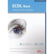 ECDL Base Windows 8 / Office 2013 Edition (DVD)