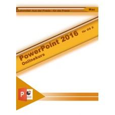 Onlinekurs Mac PowerPoint 2016 (Für Erwachsene)