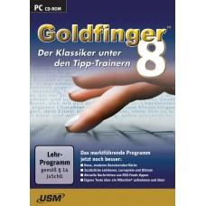 Goldfinger 8 Einzelplatz-CD-ROM (Windows)