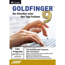 Goldfinger 9 Einzelplatz-CD-ROM (Windows)