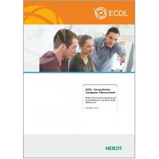 ECDL - Textverarbeitung Advanced mit Windows 8.1 und und Word 2013