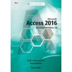 ECDL Advanced Access 2016 (Windows 10)