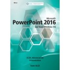 ECDL Advanced PowerPoint 2016 (Windows 10)