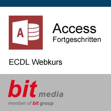 Access 2010 Fortgeschritten (Webkurs)
