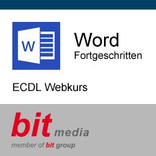 Word 2013 Fortgeschritten (Webkurs)