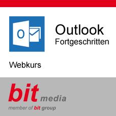 Outlook 2016 Fortgeschritten (Webkurs)