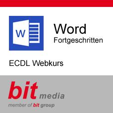 Word 2016 Fortgeschritten (Webkurs)