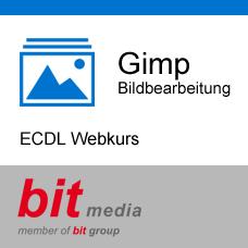 Bildbearbeitung mit Gimp 2.8 (Webkurs)